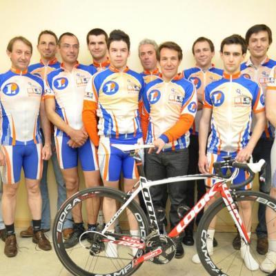 Présentation équipe 12/03/2012