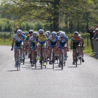 Troisième étape du Mini Tour de la Creuse à Gouzon (8 Mai 2014)