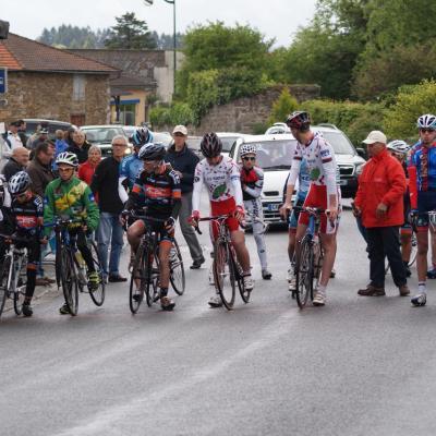 Le Châtenet-en-Dognon - Championnat Départemental (11 Mai 2014)