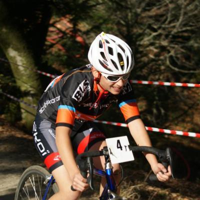 Championnat départemental de Cyclocross à Nieul (Dimanche 15 Novembre)
