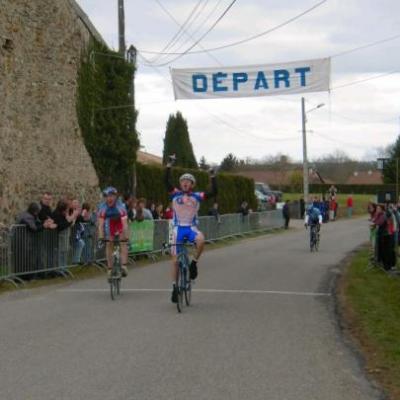 Course de Rochechouart 21/03/2010