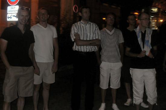 Sortie après Nocturne de Brive (31/07/09)