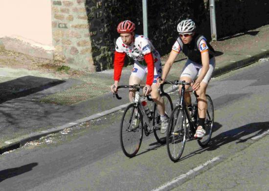 Course de Nieul 15/03/09