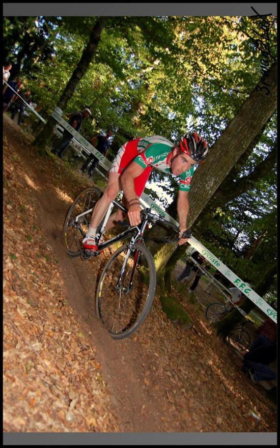 Cyclo-cross de Nieul 27/09/09