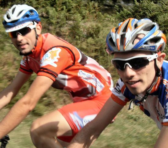Course en ligne Saint-Junien / Saint-Junien (12/09)